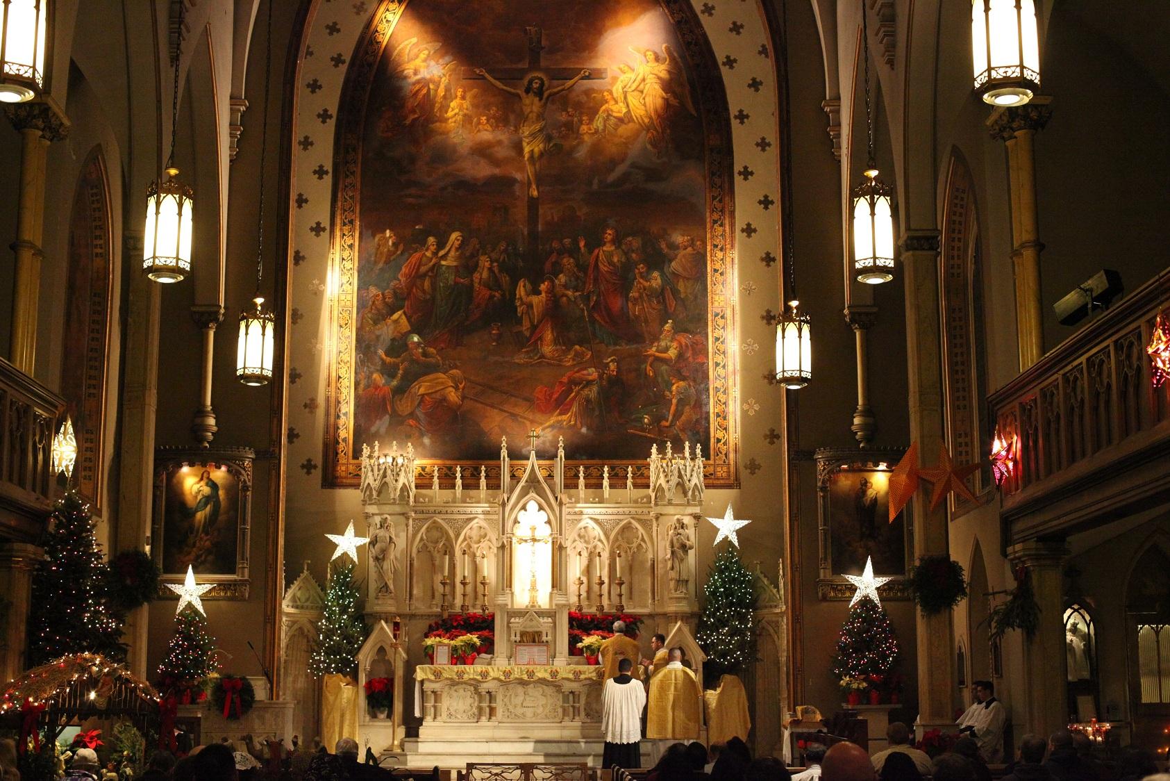Epiphany Church New York City