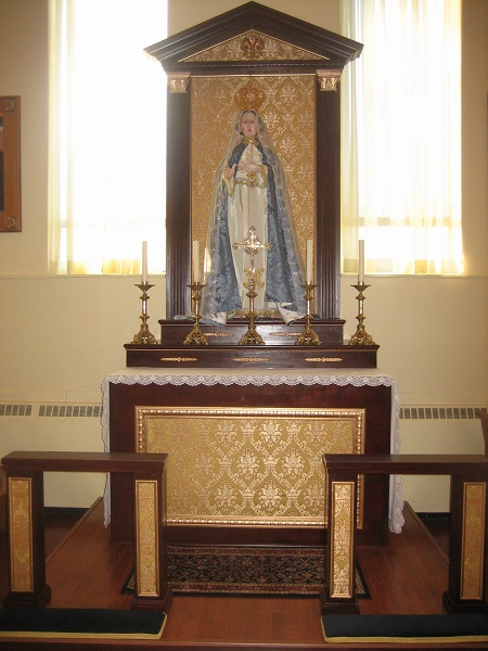 lady altar - Copy