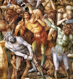 Luca_Signorelli_-_The_Damned_(detail)_-_WGA21227