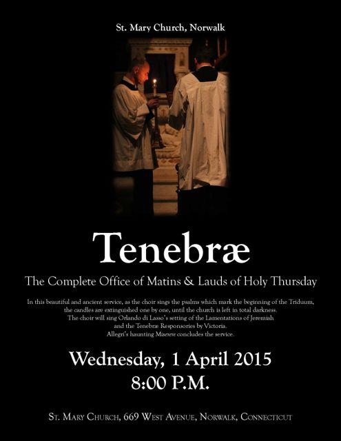 Tenebrae-1April2015
