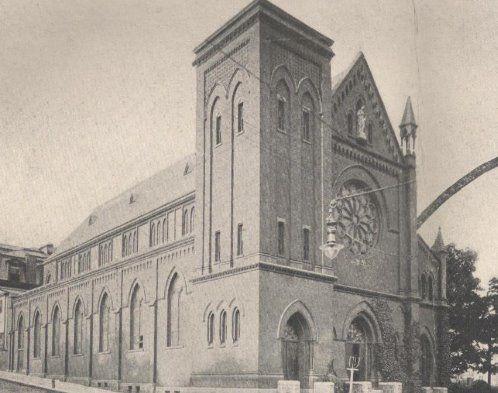 ST. Joseph Facade