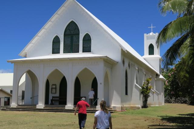 St. Francis Church, Kalaupap, Molokai