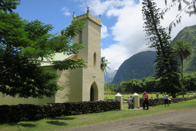 St. Philomena Church, Molokai