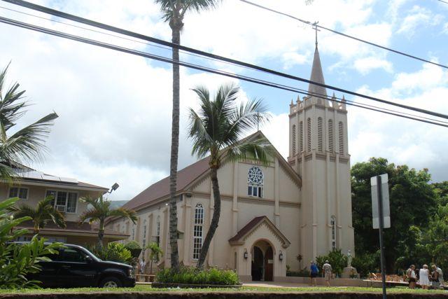 Church of Maria Lanakila, Lahaina