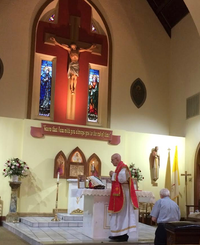 Fr Villa, St. Paul's Church, Yonkers