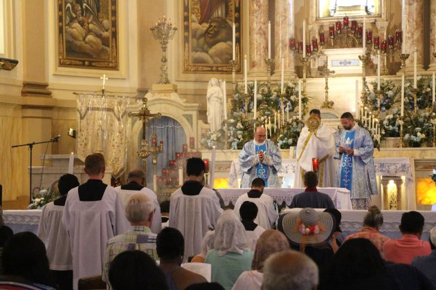 2017-07-22 Feast of Our Lady of Mount Carmel pilgrimage 16